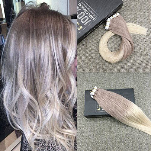 Sunny 14inch Hair Extensions Two tone product image