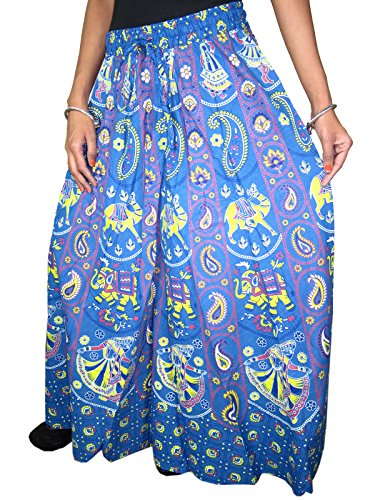 Mogul Interior - Falda - para mujer Azul