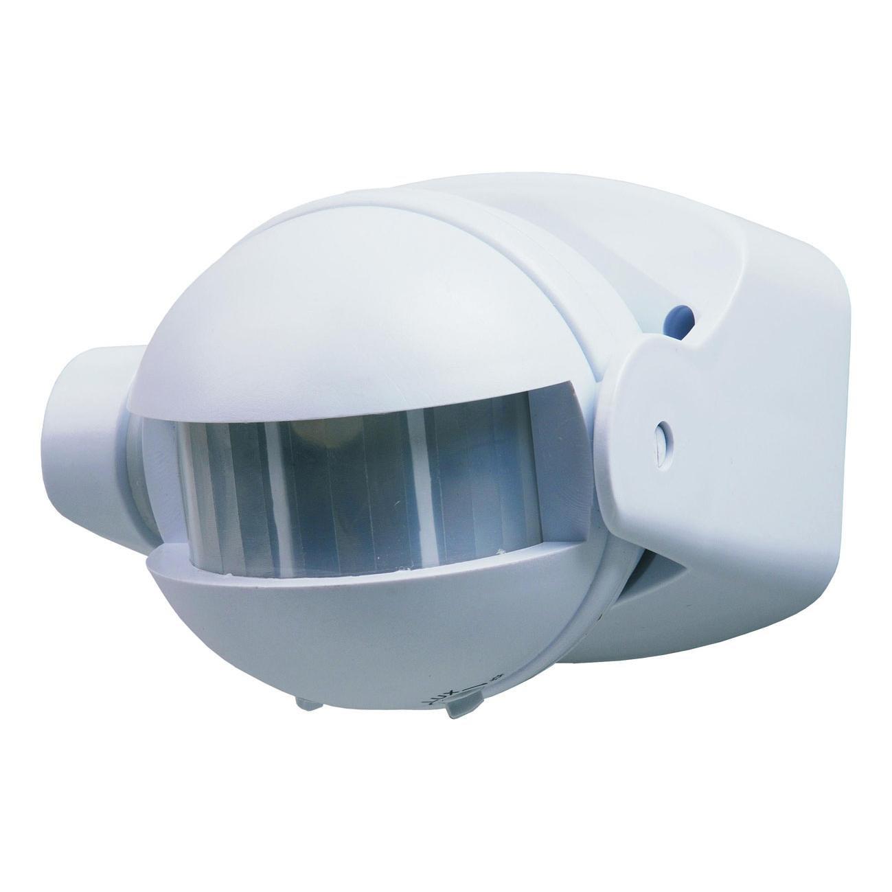 Duolec 9084R112 - Detector automá tico de movimiento Blanco Duolec