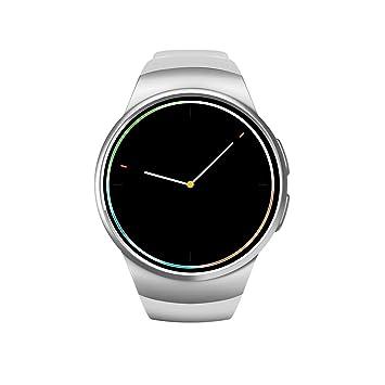 Bluetooth reloj para hombres Smartwatch Android Wear mando a ...