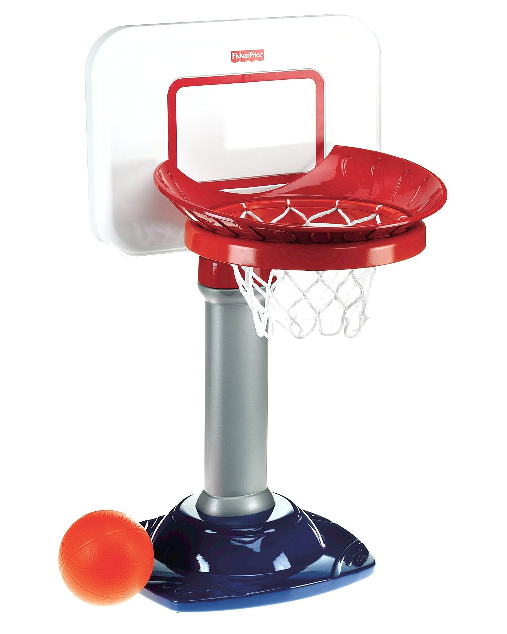 Fisher-Price I Can Play Basketball Kid's