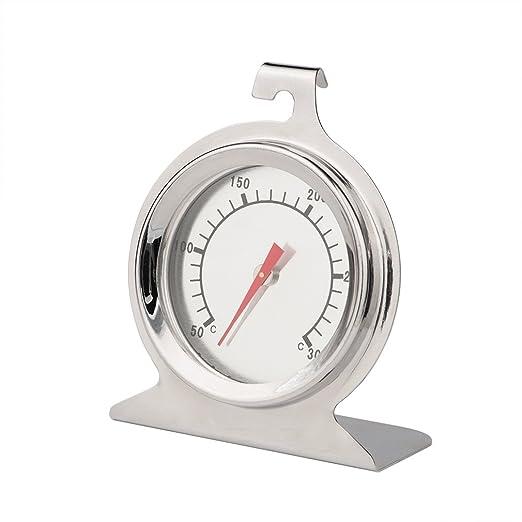 Compra Barbacoa Termómetro, termómetro para el Horno, diámetro de ...