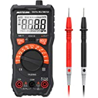 Multímetro Meterk 2000 Cuentas Multímetro Digital Multi Tester