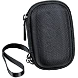 Caseling Carrying Hard Case for Sandisk Clip Jam / Sansa Clip Plus / Clip Sport MP3 Player. - Apple Ipod Nano, Ipod Shuffle. – Black.
