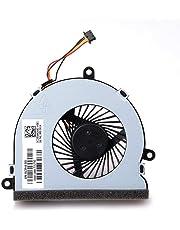TB® Ventilateur de Refroidissement de Remplacement pour HP Notebook 15-AC000 15-AC100 modèles HP PC 250 G4 G5 255 G4 G5 256 G4 G5 SPS-813946-001