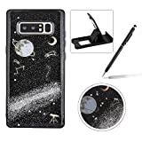 Best Scratches For Galaxies - Silver Glitter Case for Galaxy S7 Edge,Anti-Scratch Flexible Review
