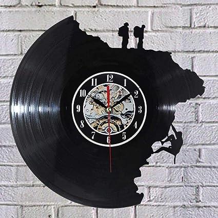 TIANZly Relojes de Pared Decorativos Grandes Reloj de ...