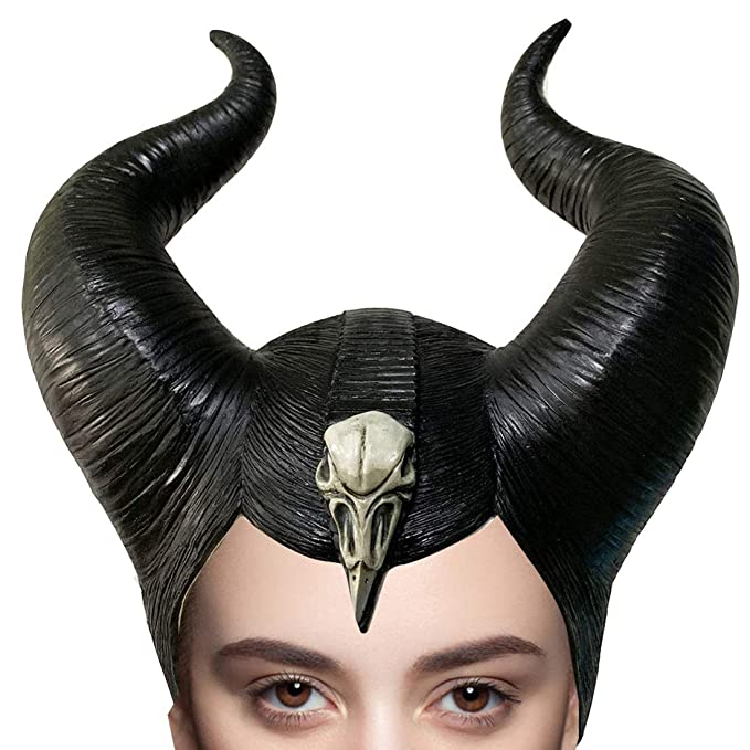 Amazon Com 2019 Maleficent Mistress Of Evil Witch Black