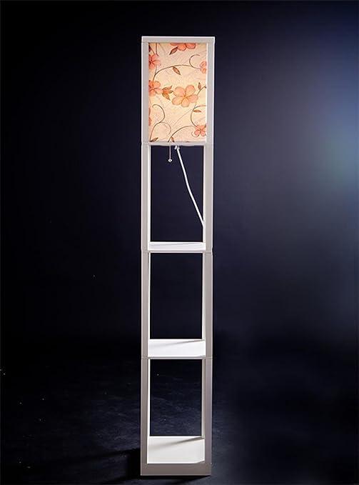H&M Lámparas de pie lámpara de pie Pantallas de lámparas de Tela ...