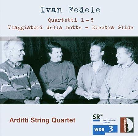 Fedele: Cuartetos & Obras De Camara