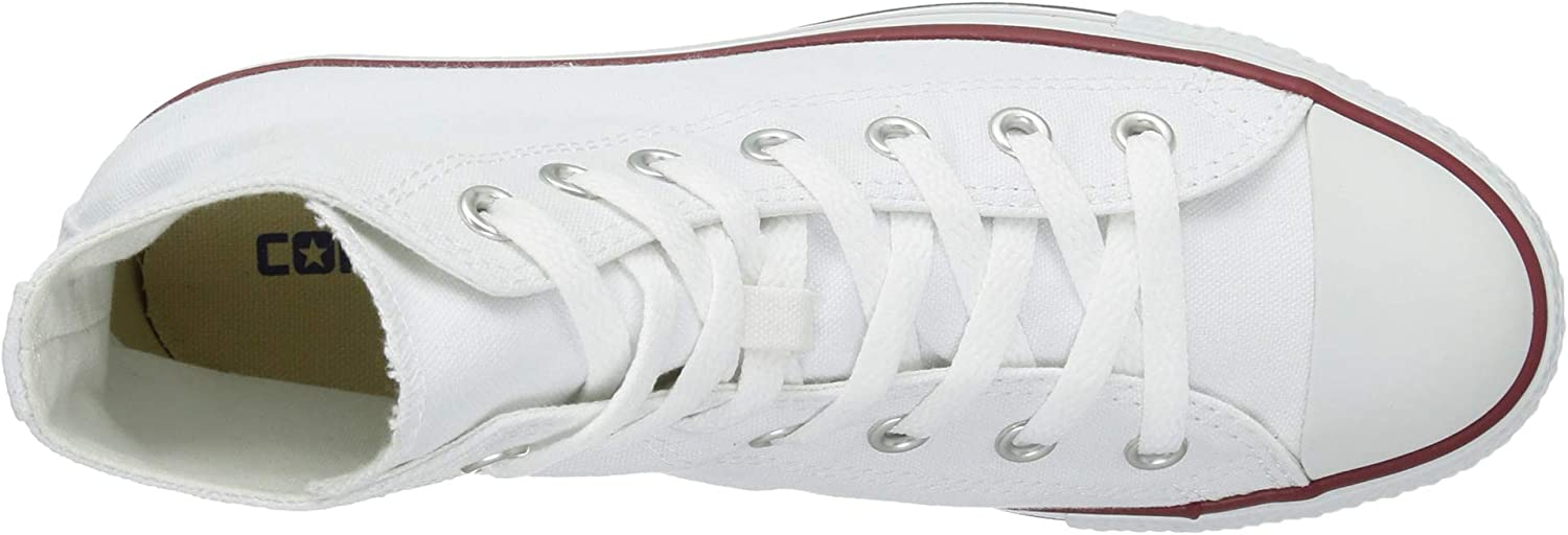 Converse Chuck Taylor All Star Seasonal, Chaussures Basses Homme Optical White