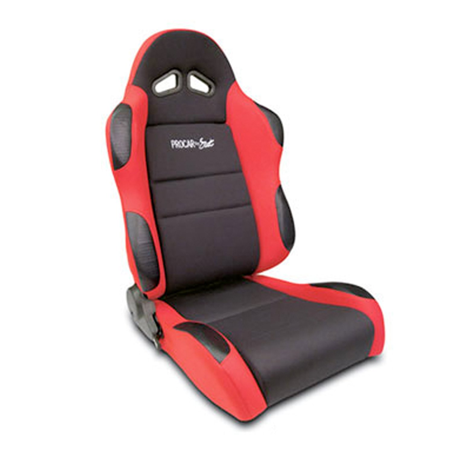 ProCar by Scat 80-1606-64L Sportsman Red Velour Left Racing Seat