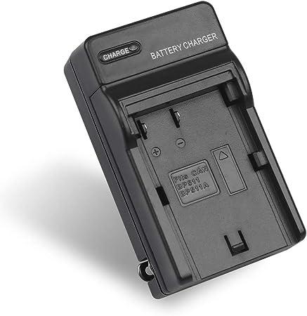 2X 2200mAh BP-511 Battery BP-514 Dual Charger For Canon BP-511A BP-512 BP-513
