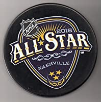 2016 All Star Game Nashville Predators Hockey Puck + FREE Puck Cube