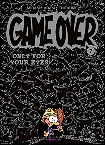 Game Over T 07 Only For Your Eyes Amazon Ca Midam Books