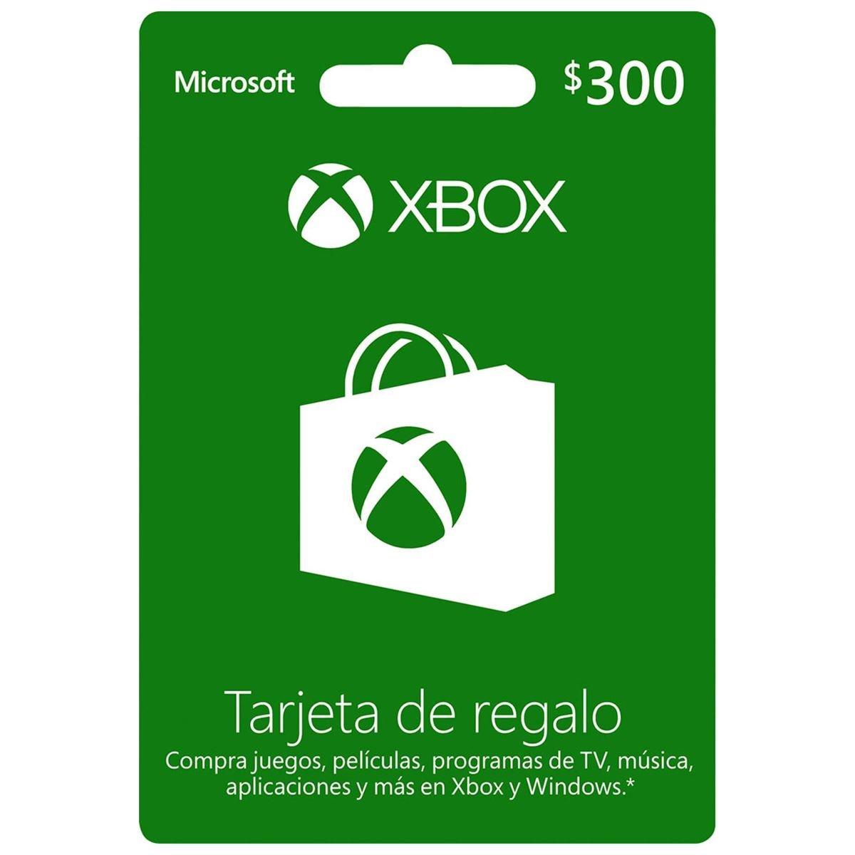 Tarjeta Xbox Live $200 MXN - Xbox One Standard Edition: Amazon.com ...