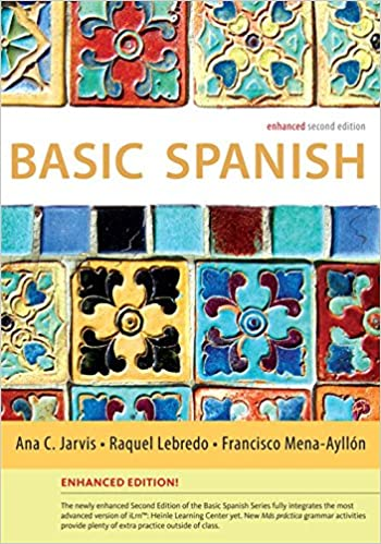 Amazon Basic Spanish Enhanced Edition The Basic Spanish Series