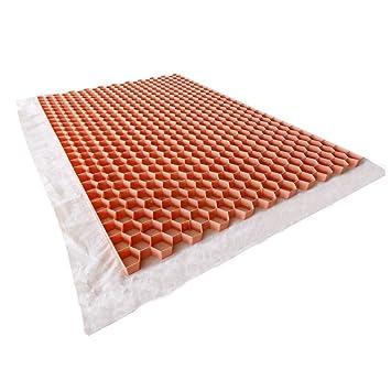 Stabilisateur de gravier 1200x800 mm Rose Nidagravel: Amazon.fr: Jardin