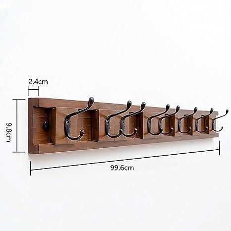 Amazon.com: lff- gancho movibles colgador de pared recámara ...