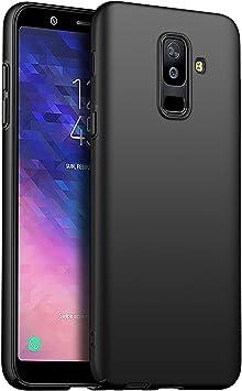 RFly Funda para Samsung Galaxy J8 2018, Elegante Carcasa Dura ...