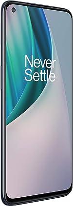 OnePlus Nord N10 5G Unlocked Smartphone, Midnight Ice, 90Hz Refresh Rate,