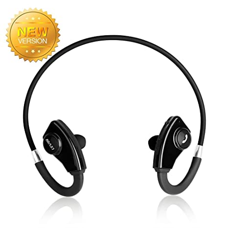 Levin trade 2015 Nuova Versione Auricolari Wireless Bluetooth 4.0 Headset Cuffie  Bluetooth Stereo Sportivo Tecnologia Apt 52fc843c136a