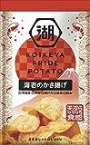 湖池屋 KOIKEYA PRIDE POTATO 海老のかき揚げ 60g×12袋