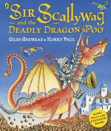 Sir Scallywag Deadly Dragon Poo ebook product image