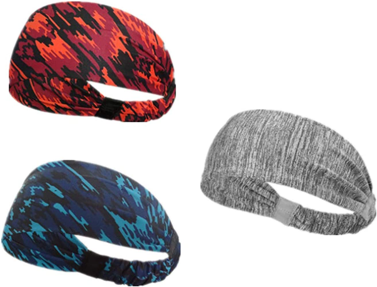 Sports Running Jogging Yoga Gym Fitness Sweat Sweatband Headband Hair Band S