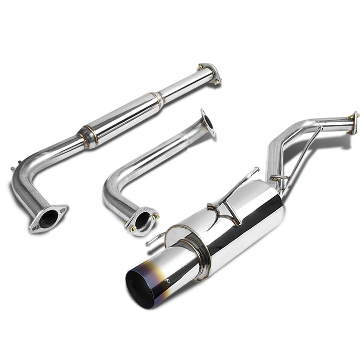For Nissan Maxima Catback Exhaust System 4' Tip Muffler - A33 V6 Auto Dynasty