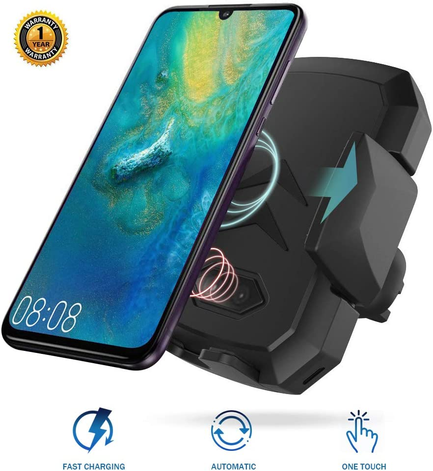 Amazon coupon code for Wireless Charger Mount for Cars with Infrared Sensor