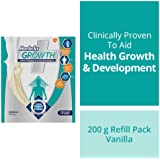 Horlicks Growth Plus – Health & Nutrition drink  (Vanilla flavor)  200gm refill pack