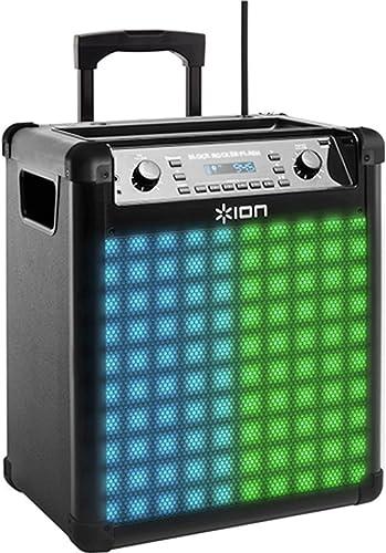 Ion Audio Block Rocker Max Wireless Rechargeable Speaker
