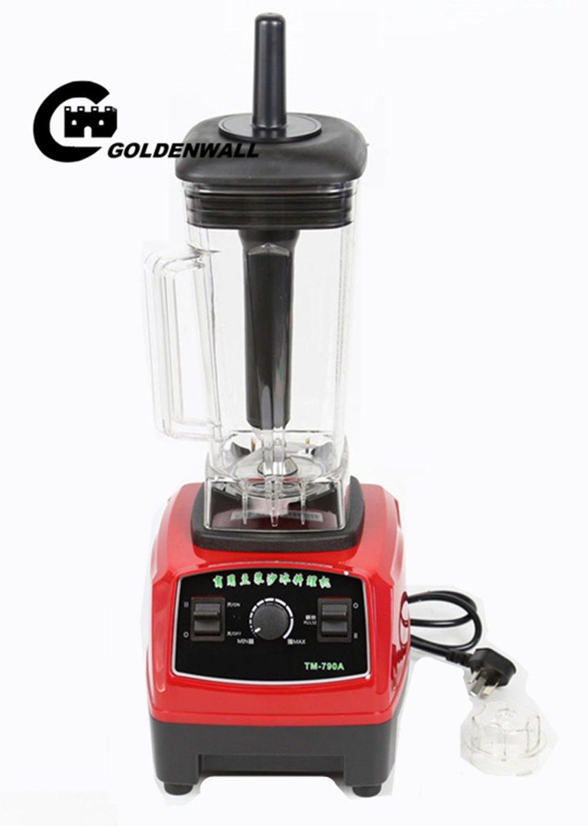 2L 1500W home professional power blender vegetable / fruit squeezers & Reamers Sand ice machine / Soymilk Jucier maker
