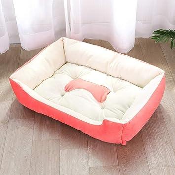 Amazon.com: Abushut Cama ortopédica para perro, ultra felpa ...