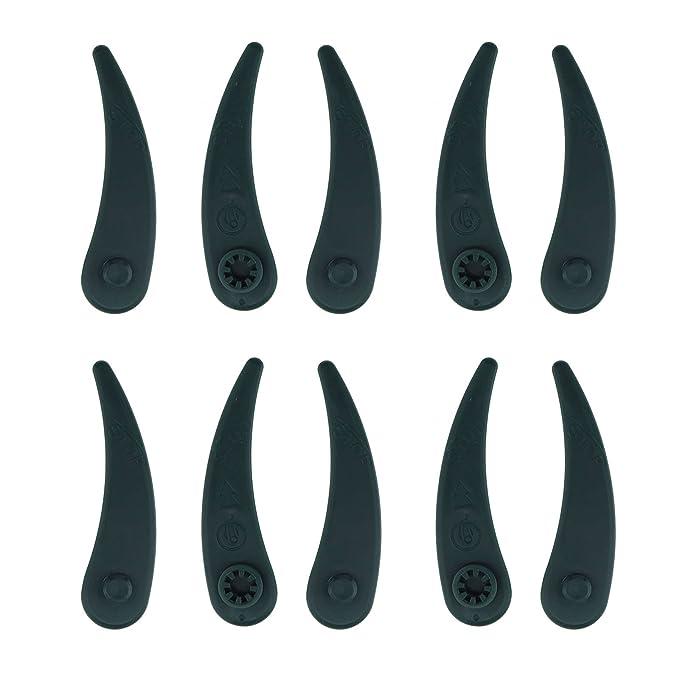 10x Bosch Durablade Kunststoffmesser für ART 23-18 LI //ART26-18 L 1083-B3-0009
