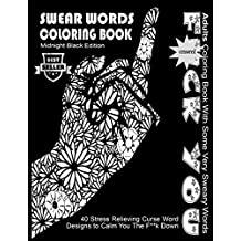 Amazon Swear Words Coloring Books Books Biography Blog