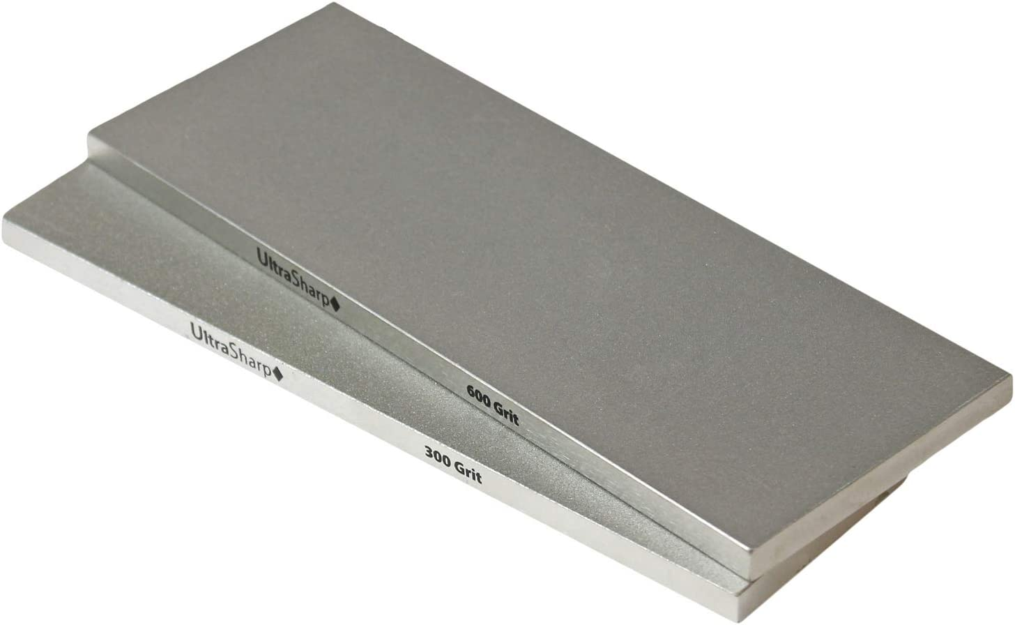 Ultra Sharp Diamond Sharpening Stone Set Coarse//Fine 8 x 3