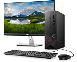 "Kit Computador Desktop Dell Vostro 3681-M30M 10ª Geração Intel Core i5 8GB 256SSD Windows 10 + Monitor 23.8"""