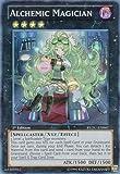 Yu-Gi-Oh! - Alchemic Magician (REDU-EN047) - Return of the Duelist - 1st Edition - Super Rare