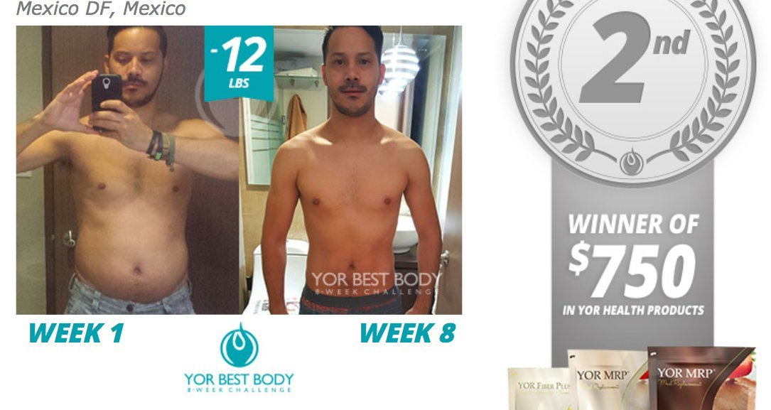 YOR Health: Meal Replacement Shake (Vanilla) by YOR Health Movement (Image #5)