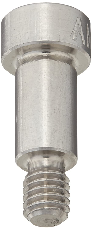 Pack of 1 Plain Finish Standard Tolerance 316 Stainless Steel Shoulder Screw Socket Head Cap #10-32 Threads Hex Socket Drive 7//16 Shoulder Length 1//4 Thread Length Meets ASME B18.3 1//4 Shoulder Diameter Partially Threaded Made in US,