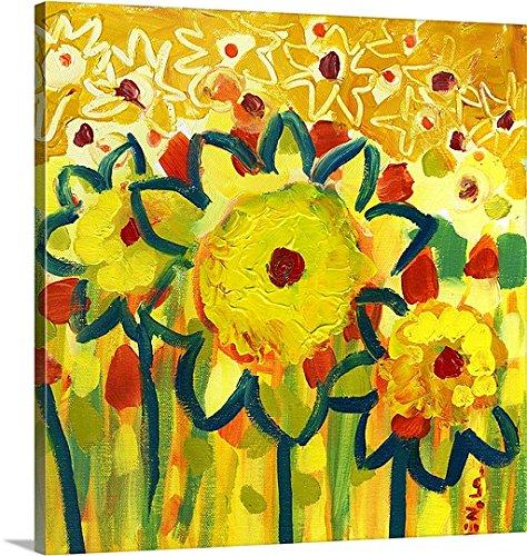 Jennifer Lommers Premium Thick-Wrap Canvas Wall Art Print