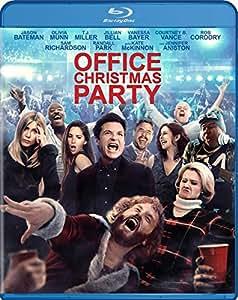 Office Christmas Party [BD/DVD/Digital HD Combo] [Blu-ray]