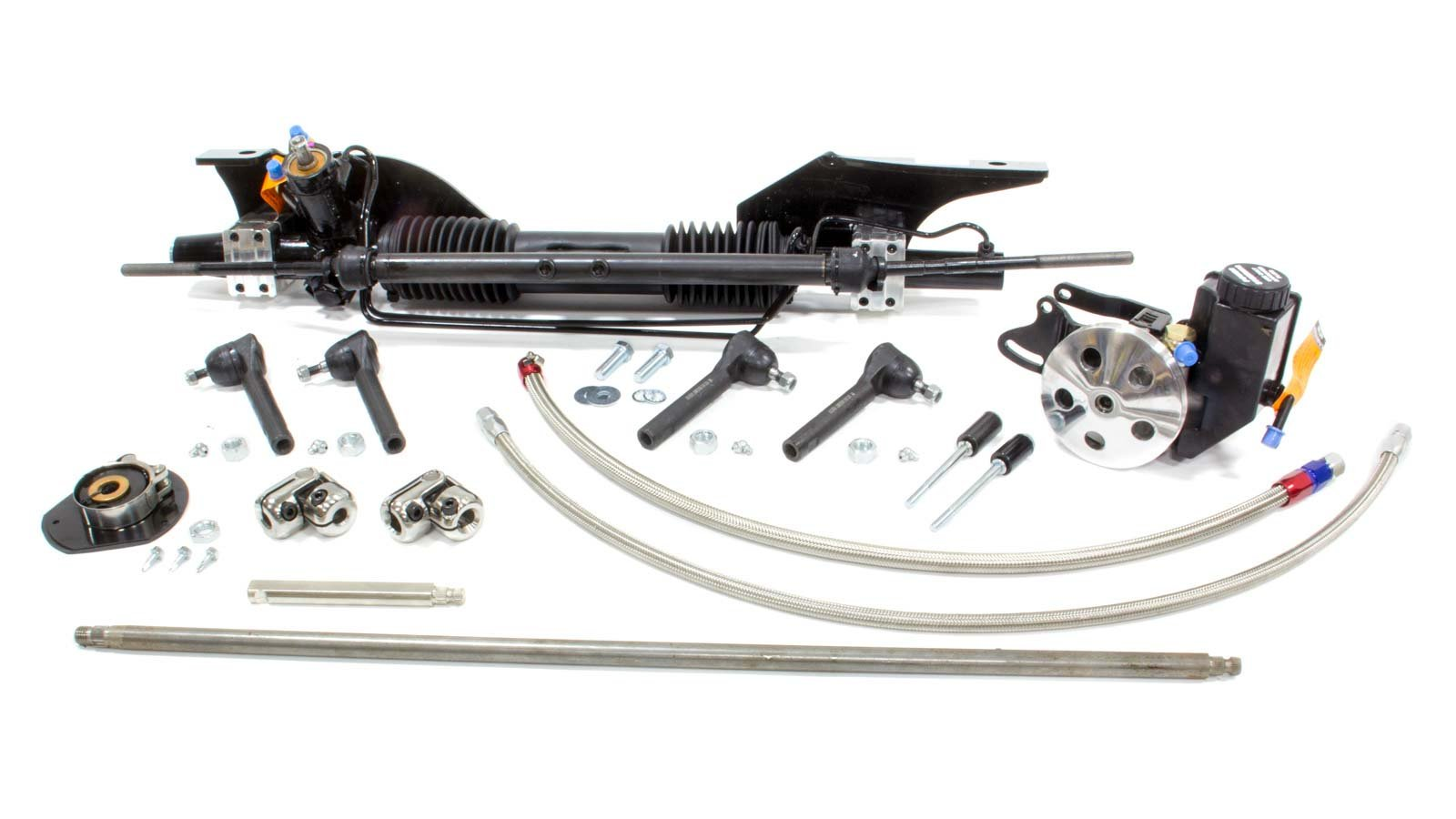 Unisteer 8010890-01 Power Rack and Pinion Kit for Ford Mustang