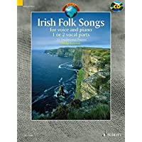 Irish Folk Songs: For Voice and Piano (Schott