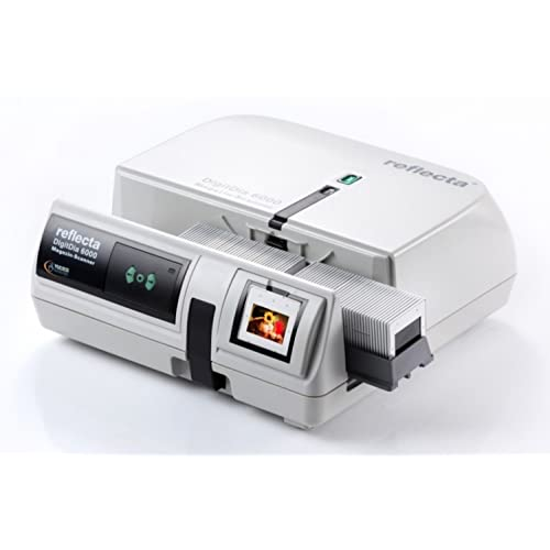 RENTAL Reflecta DigitDia 6000 Slide Scanner (Hire for one week, NOT a purchase)