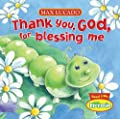Thank You, God, For Blessing Me (Max Lucado's Little Hermie) from Thomas Nelson