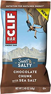 product image for Clifbar Clif Bars - 12 Pack Chocolate Chunk w/Sea Salt, One Size