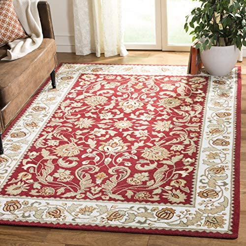 Safavieh Area Rug, 2 x 3 , Red